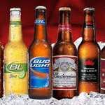 Anheuser-Busch beers bud light